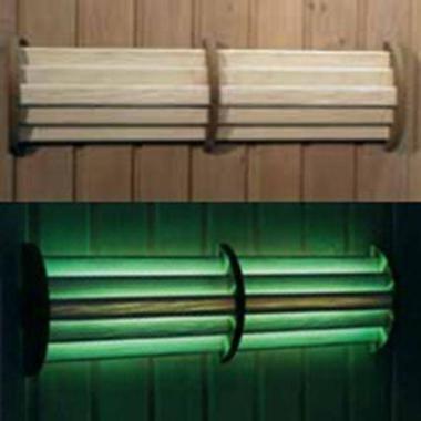 Светодиодный светильник в баню и сауну