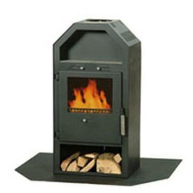 Отопительная печь-камин Глазго