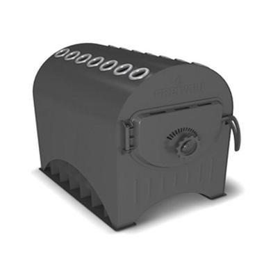 Опалювальна піч Zinger V200 для для дому та дачі