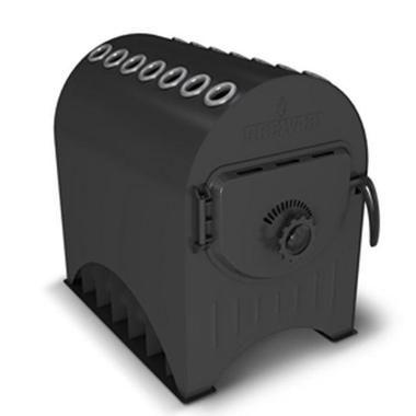 Отопительная печь Zinger V200 для для дома и дачи