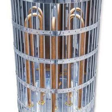 Електрокам'янка Profi 6кВт для парилки 5-7 м3, на 6 тени