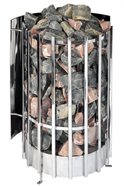 Електрокам'янка Roki XL для парилки 16-20 м3, на 12 тенів