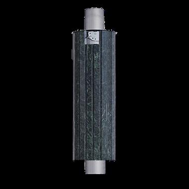 Дымоход-конвектор в змеевике