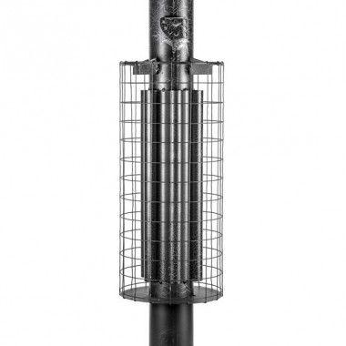 Дымоход - конвектор стартовый с сеткой для камней