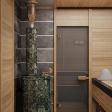 баня сауна строительство