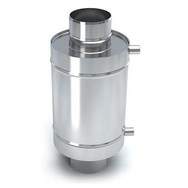 Бак на трубе Байкал для нагрева воды