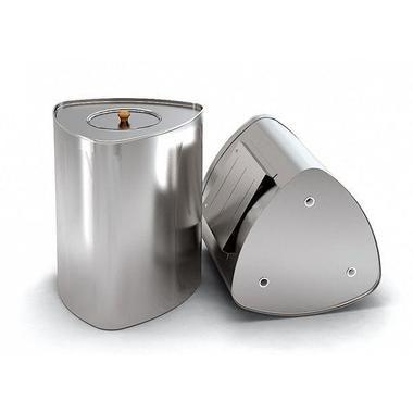 Бак на трубі Байкал для нагрівання води в лазні та сауні