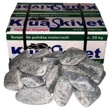 Талько-хлорит (шлифованный) - камни для бани и сауны