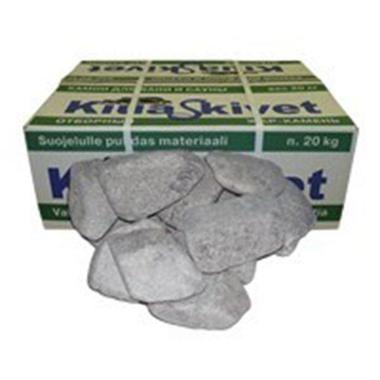 Банне каміння Талько-хлорит (шліфований)