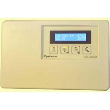 RELSET S3015 - пульт управління сауною і лазнею