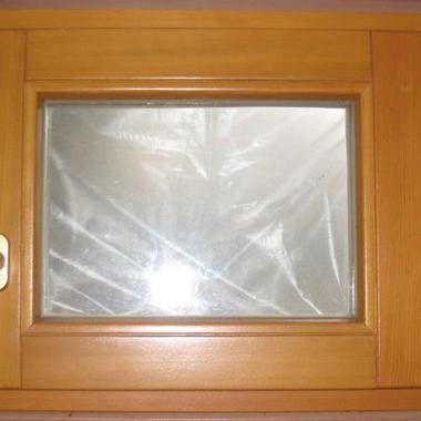 Вікна Tesli (поворотні) для сауни та лазні
